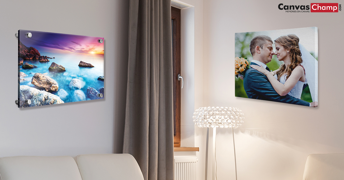 Acrylic Prints vs  Canvas Prints: Which Is Best?