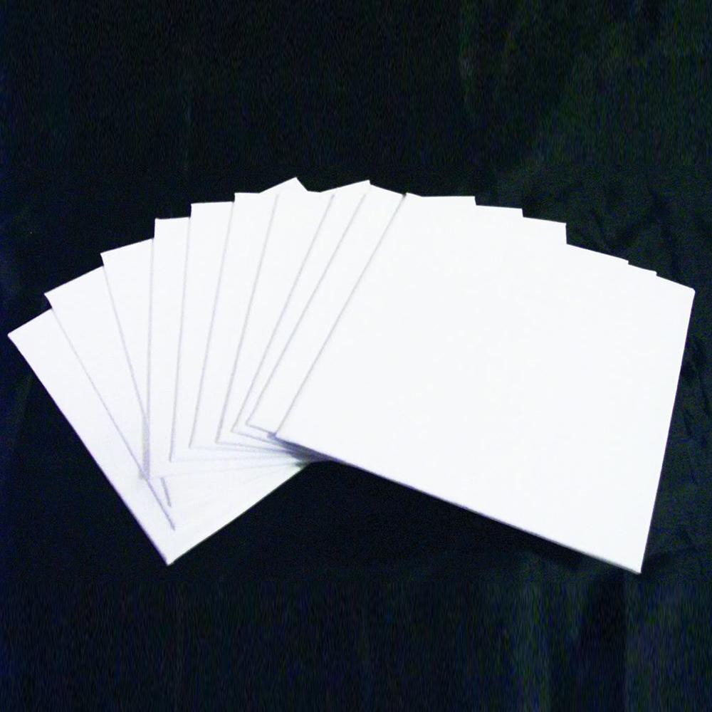 blank canvas panels boards artist supplies