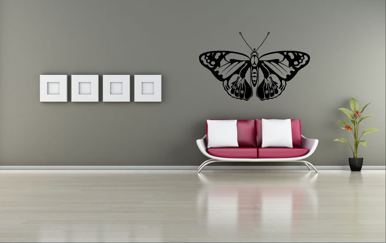 Create Your Own Wall Decals Online From Canvaschamp