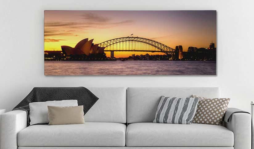 Panoramic Canvas Prints Panoramic Photo Prints Custom Panoramic Prints