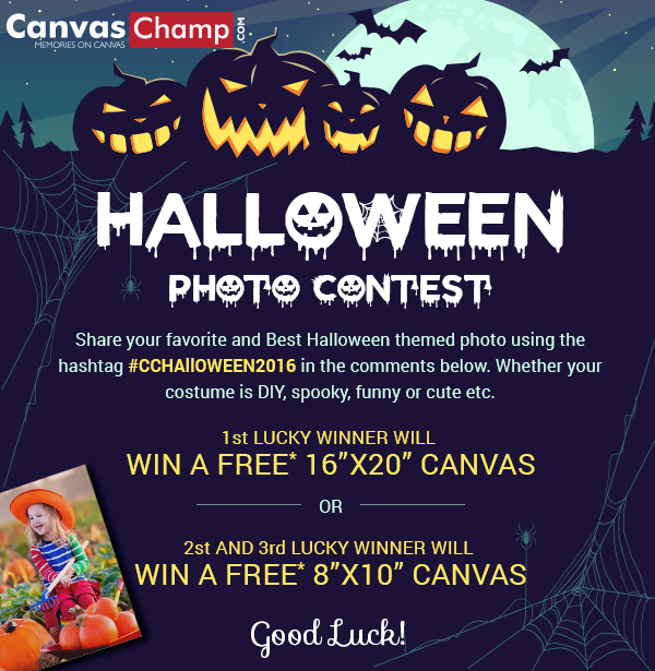 Halloween Photo Contest Just Share Spooky Photo And Win Free 16x20