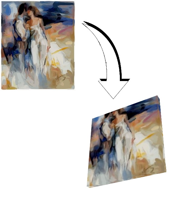 1933b6b93898d How Personalized Canvas Can Get Your Innovative Art Spotted