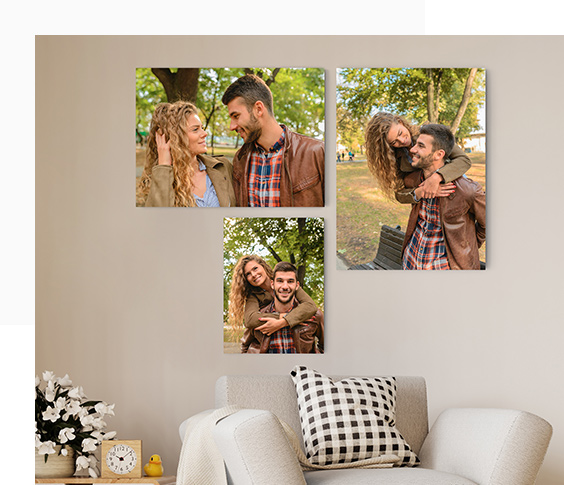 Convey your feelings through the best canvas prints