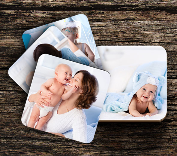 Sets of Photo Coasters