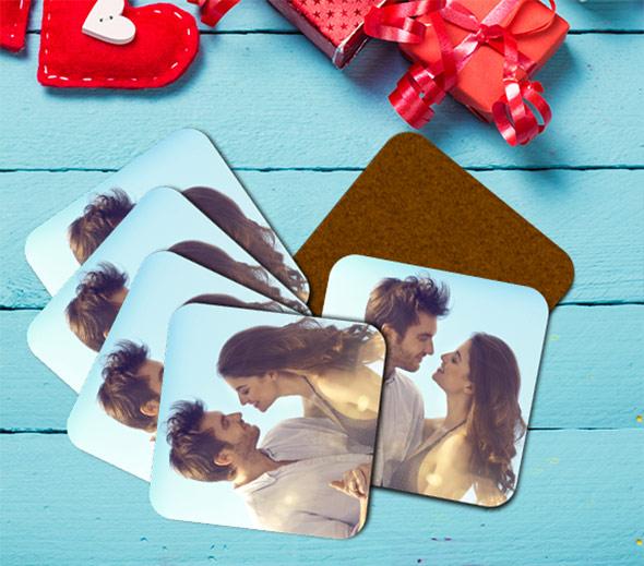 Multipurpose Photo Coasters