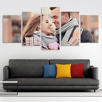 Split Photo Canvas