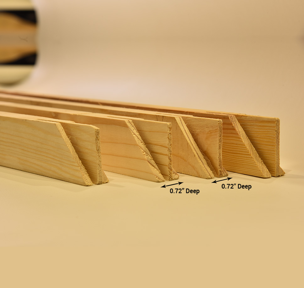 Stretcher Bars - Wooden Canvas Stretcher Bars Wholesale