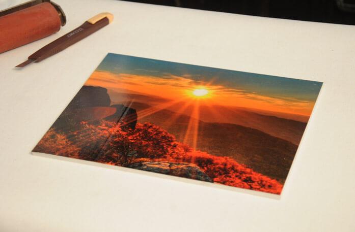 Beautiful Custom Photo Board