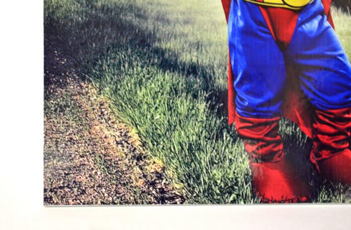 Superman Boy Photo Board