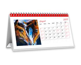 """Desk Calendar 4""""x6"""""""