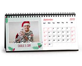 """Desk Calendar 5""""x10"""""""