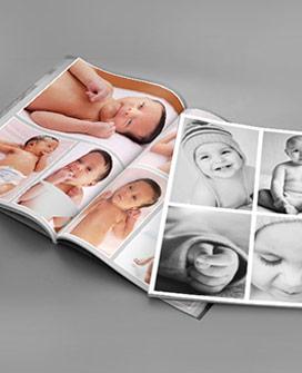 Custom Photo Books