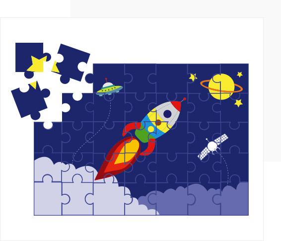 Custom Jigsaw Puzzles for Kids