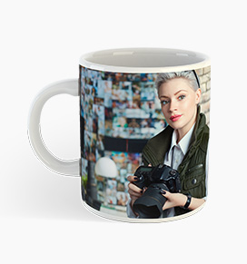 Hot Photo Mugs