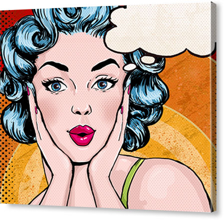 Turn pictures into pop art on canvas canvas pop art lichstyle solutioingenieria Choice Image