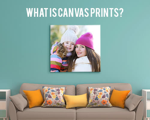 What Is A Canvas Prints
