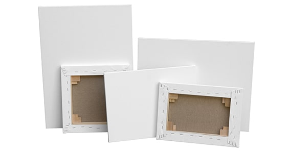 Premium Quality Pre-Stretched Canvas