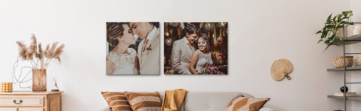 Canvas Photo Prints Made Just For You!
