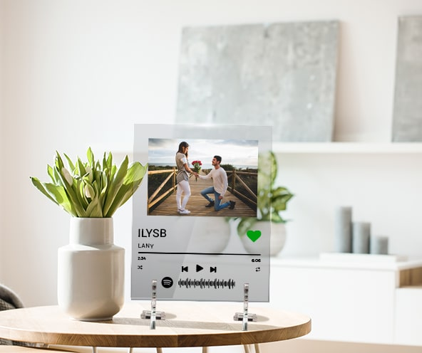 Custom Photo Love Plaques