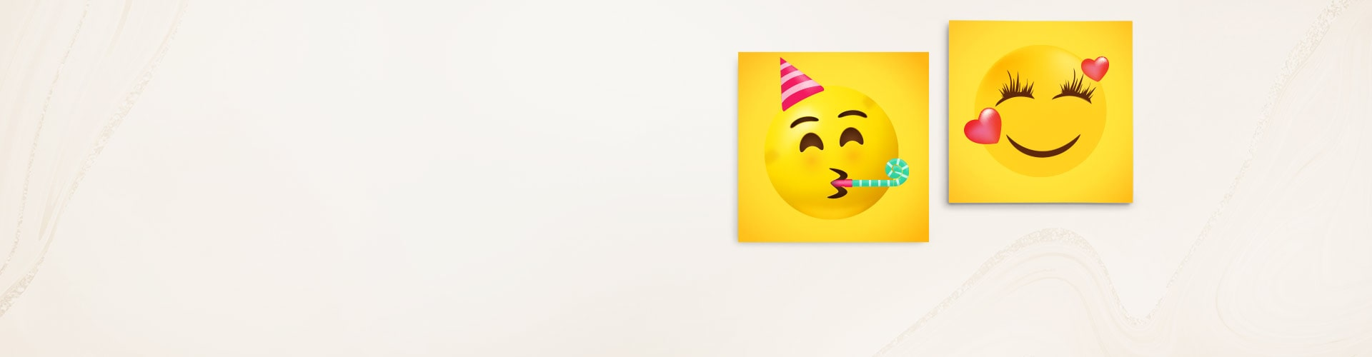 Emoji Canvas Prints
