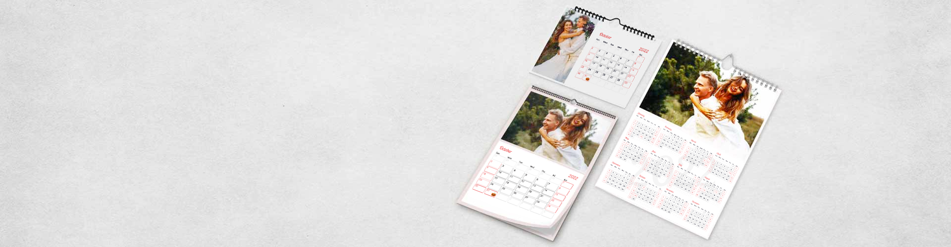 Personalised Life Moments Calendar