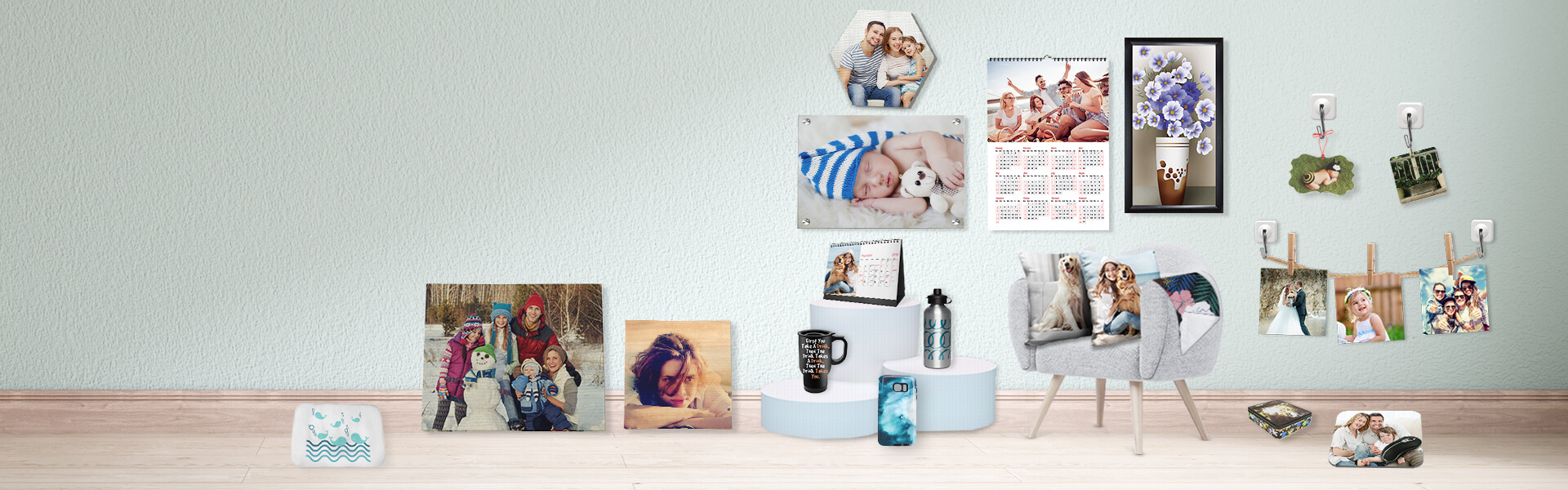 Your PHOTO PICTURE on to a personalised A5 canvas print GREAT GIFT SIZE