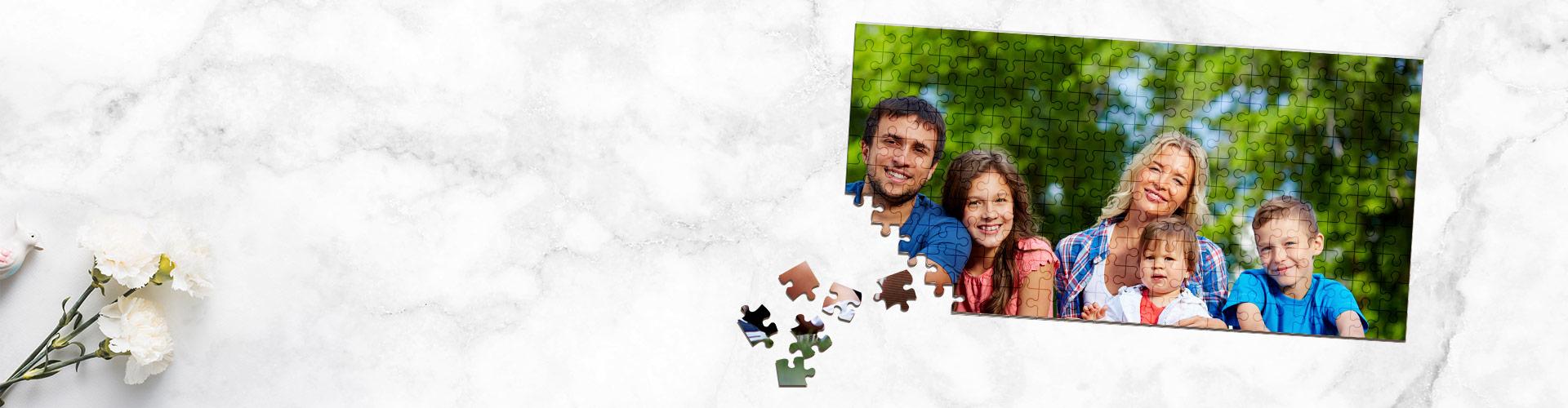 Photo Puzzle 200 Pieces
