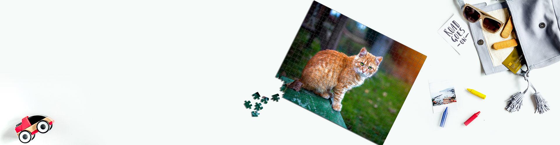 Photo Puzzle 500 Pieces