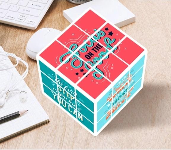 How to Design a Custom Rubik's Cube