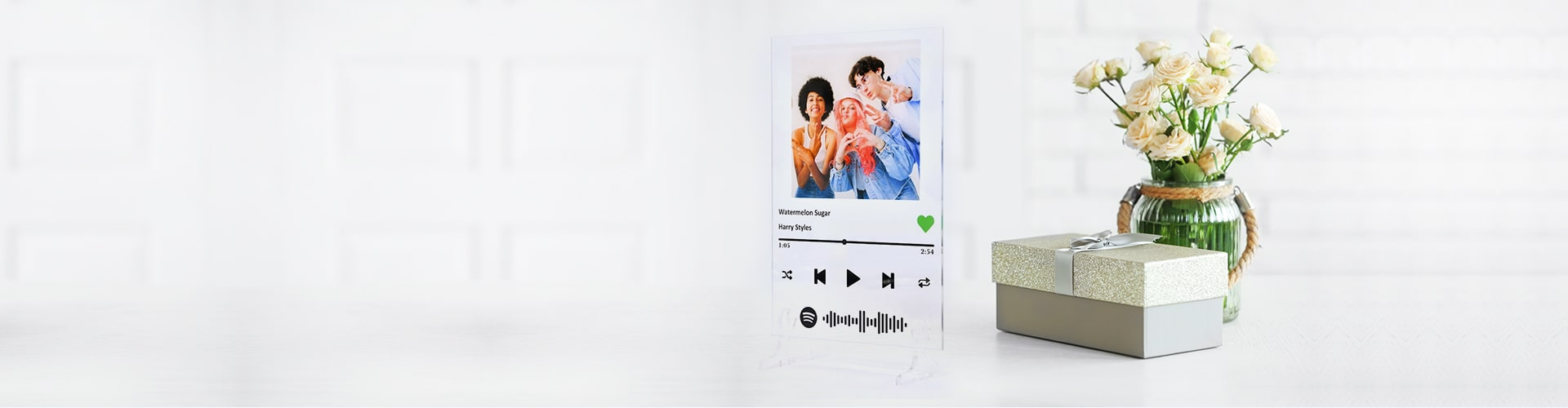Custom Spotify Song Plaques
