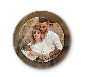 Double Acrylic Frame
