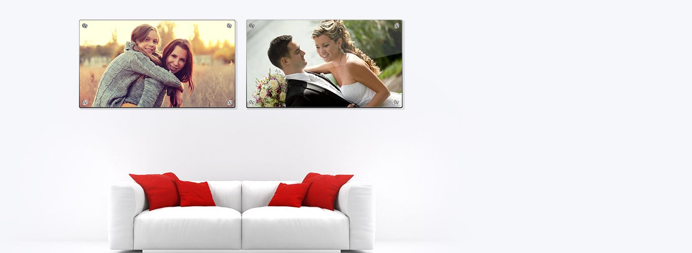 Canvas Prints - Acrylic Print