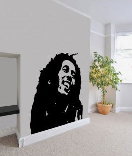 Bob Marley - Peel and Stick